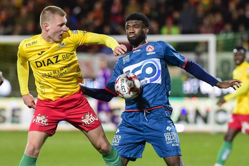 Brest Want To Sign K V Kortrijk Attacker Terem Moffi Get French Football News
