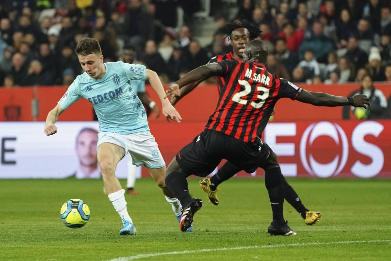 Official Chelsea Sign Malang Sarr Will Loan Him Out For 2020 21 Get French Football News