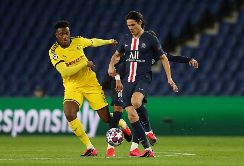 Edinson Cavani On Facing Psg Nobody Thought This Would Happen Get French Football News