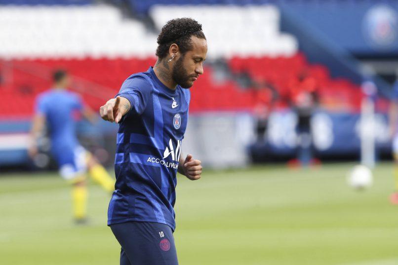 Neymar Was Concerned About Injuring Himself Vs Waasland Beveren Get French Football News