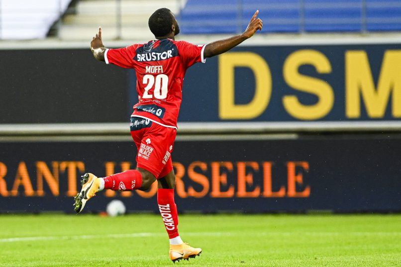 Fc Lorient To Sign Terem Moffi From K V Kortrijk For 7m Get French Football News