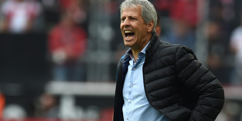 Image result for lucien favre nice