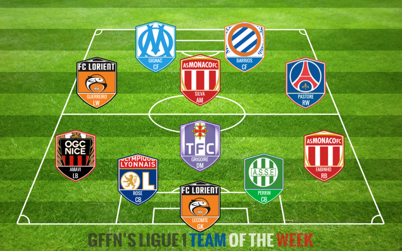 Ligue 1 Team Of The Week 21 2014 15 Get French Football News