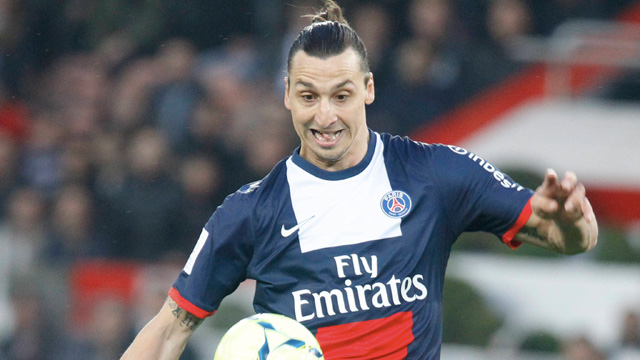Laurent Blanc: 'Thiago Silva and Zlatan Ibrahimovic staying at PSG' - video/