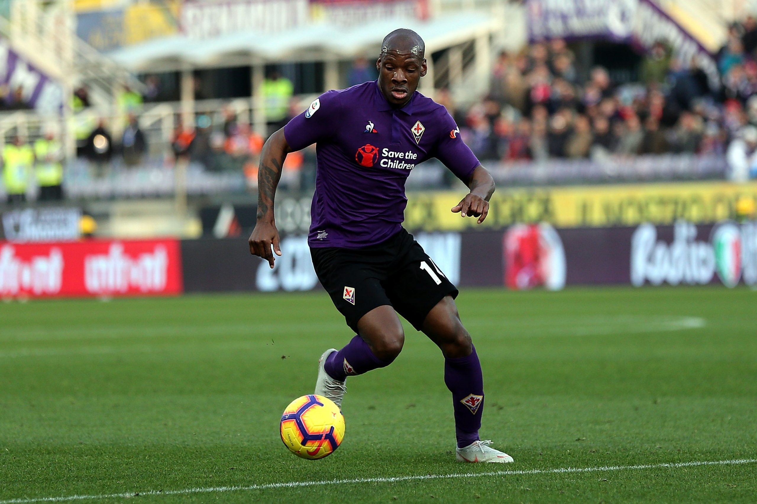 SPAL agree provisional loan deal with Fiorentina for French ...