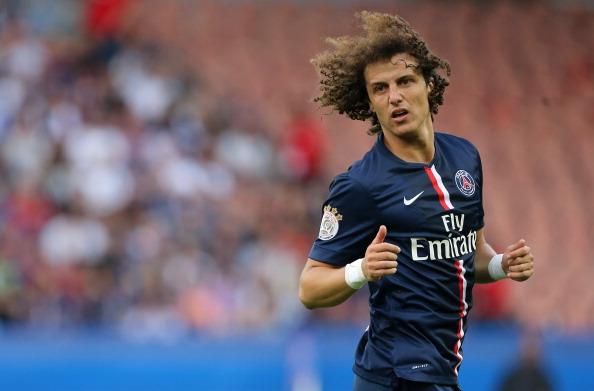 quality design 402ec c38a3 David Luiz to Chelsea: The Deal of the Century for PSG | Get ...