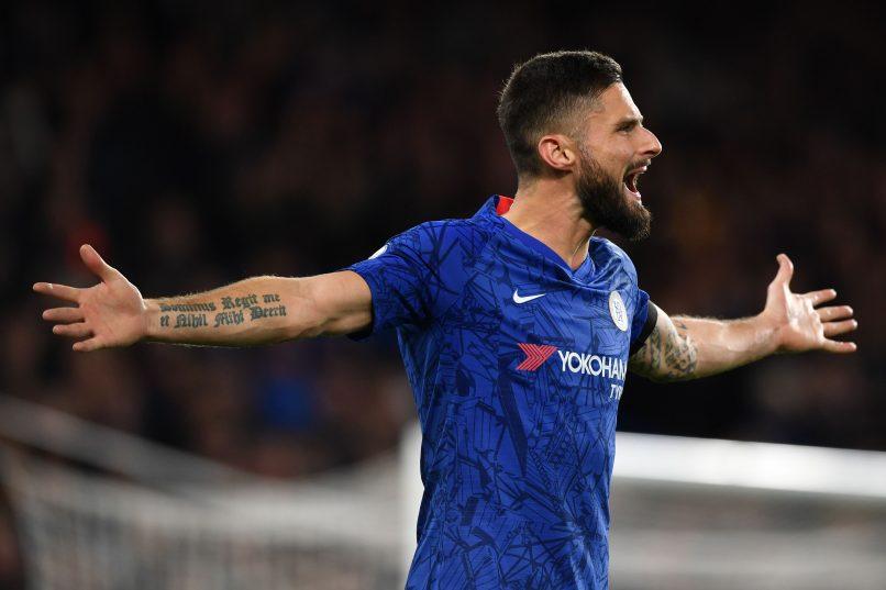Olivier Giroud pourrait snober l'entraînement de Chelsea demain pour forcer le changement de date limite - Championnat d'Europe 2020