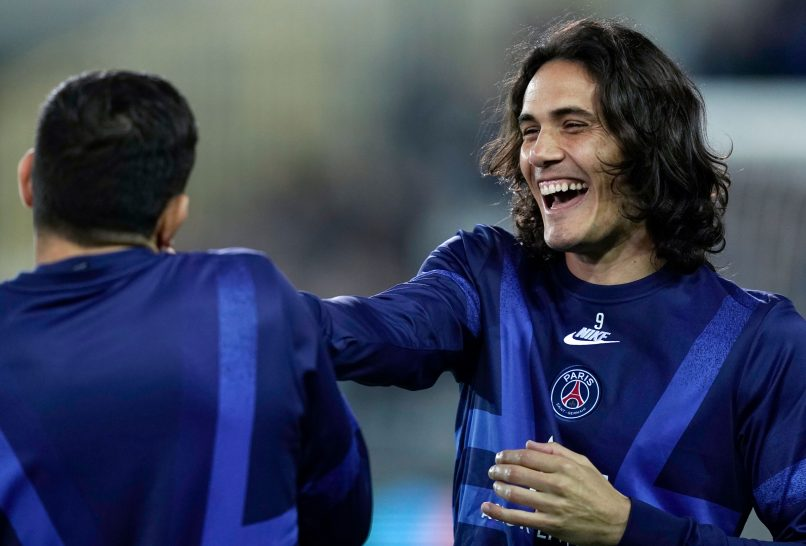 Psg Hurt By Edinson Cavani S Decision Not To Sign Mini Extension Rmc Get French Football News