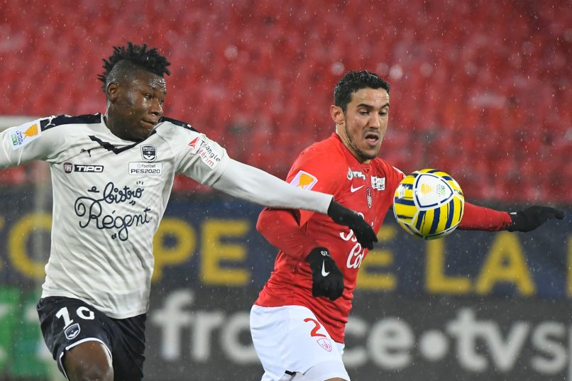 Fenerbahce In Negotiations With Bordeaux For Samuel Kalu Get French Football News