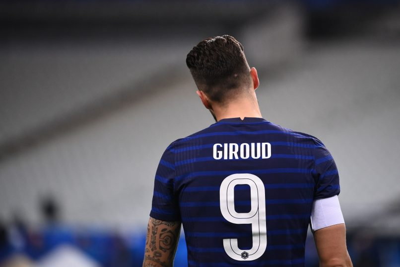 Olivier Giroud Has Decided To Leave Chelsea In January Telefoot Get French Football News