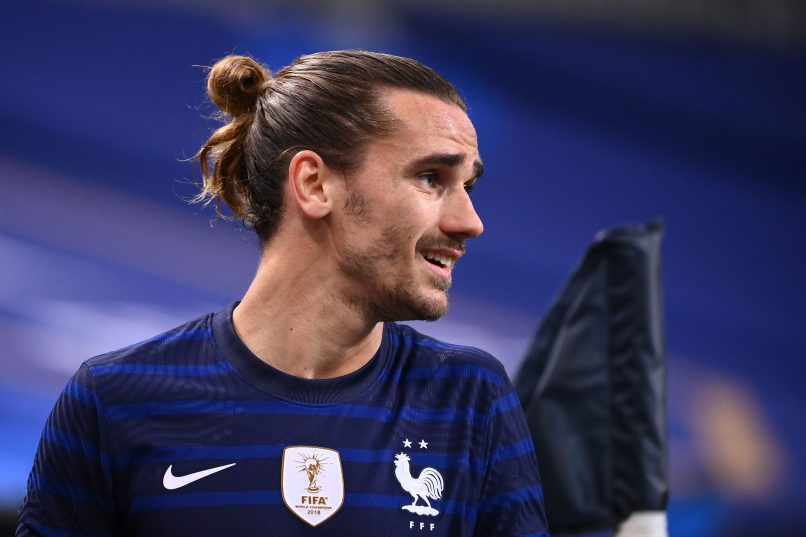 Antoine Griezmann We Had Two Or Three Chances With Marcus If He Scores It S A Different Game Get French Football News