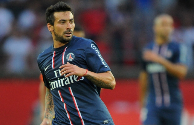 In depth ezequiel lavezzi get french football news courtesy of psg voltagebd Images