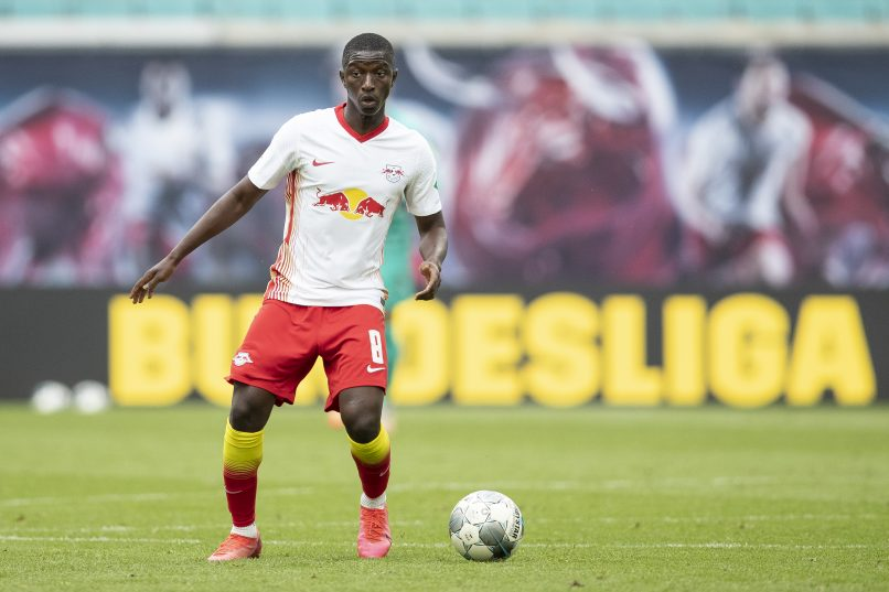 As Monaco Interested In Amadou Haidara Rb Leipzig Get French Football News