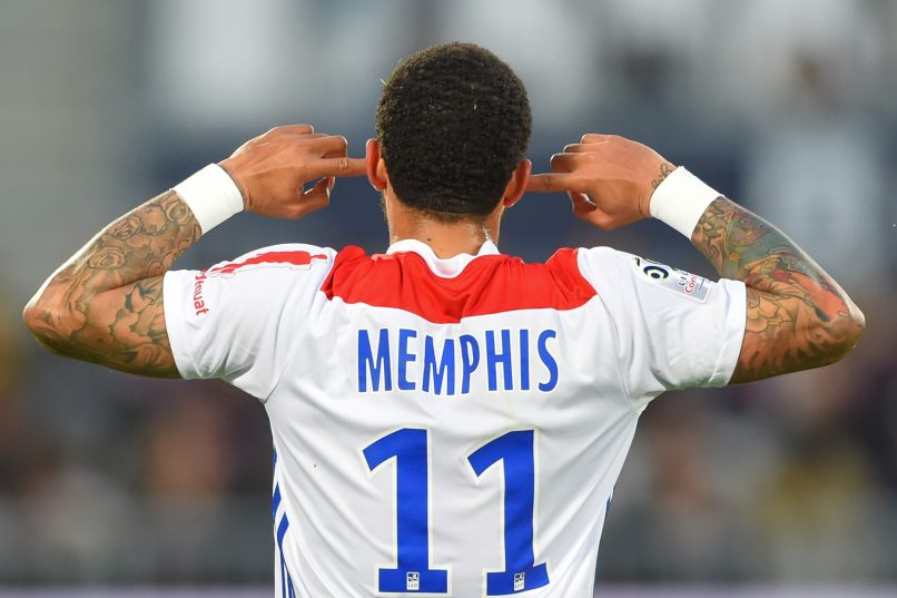 """Lyon SD Juninho: """"It is possible that Memphis Depay signs for ..."""